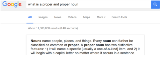 noun vs pronoun